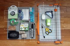 12 must have supplies for card making crafts 101 pinterest what are the best card making supplies and tools for beginners m4hsunfo