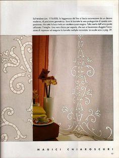 Gallery.ru / Фото #1 - Ришелье-3. Вышиваем занавески - Vladikana