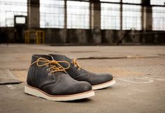 Red Wing Heritage – 3150 Work Chukka
