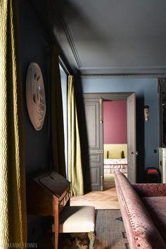 Неповторимый французский стиль в работах Marianne Evennou | Пуфик - блог о дизайне интерьера