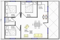 planos de casas 3 dormitorios12