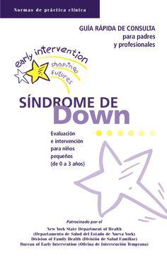 Guía rápida de consulta: Síndrome de Down Special Educational Needs, Apraxia, Baby Gym, Down Syndrome, Happy Kids, Psychology, Acting, Therapy, Classroom
