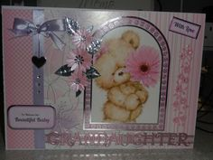 Card for a new Baby