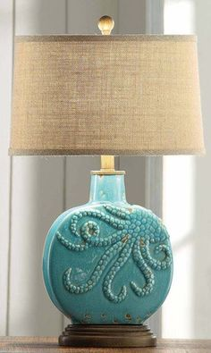 Check out Bella Coastal Decor currently and search our fantastic collection of beach table lamps, for instance this Deep Ocean Table Lamp! Beach Cottage Style, Coastal Cottage, Beach House Decor, Coastal Style, Coastal Decor, Home Decor, Coastal Entryway, Coastal Lighting, Coastal Farmhouse