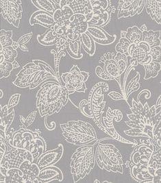 $25 Home Decor Fabric-Waverly Belinda Silver Lining : upholstery fabric : home decor fabric : fabric : Shop | Joann.com