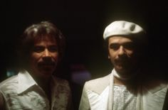 Jonnhy Pacheco and Santana, two people who have made a great difference in music history www.fania.com