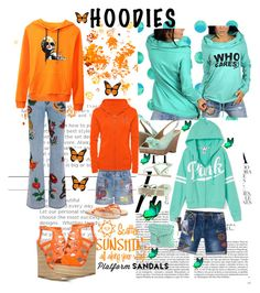 """""""Hoodies contest"""" by polyyvor on Polyvore featuring Whiteley, Victoria's Secret, CL by Laundry, Gucci, Desigual, Eye, Mother, Valentino and plus size clothing"""