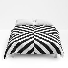 Buy Chevron Comforter by Bitart! Comforter Sets, Duvet Bedding, Nordic Home, Nordic Interior, Scandinavian Bedroom, Scandinavian Style, Uo Home, Bedroom Accessories