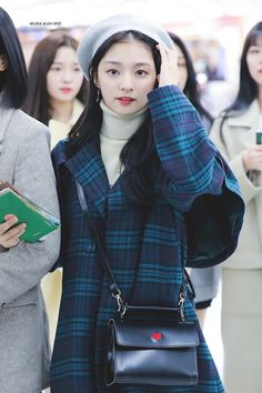 171128 GMP 출국✈️   #fromis #fromis_9 #이나경 #나경