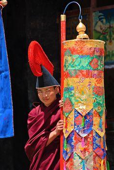 Colorful . Tibet