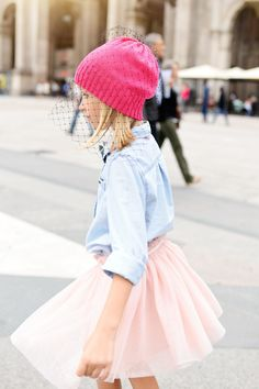 Loving this mix of style.