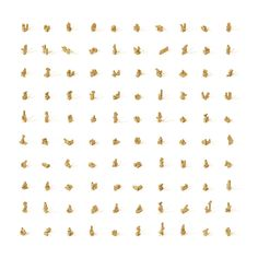 In this exercise, the five blocks of the atelier's logo — r, z, l, b, and d — are assembled in one hundred different ways. Each variation is a spatial and perceptual peculiarity that evokes purely mental constructs, and the individual application of the system is still dependent on the operator's own subjectivities. #rzlbd #logo #brand #typography #identity Identity, Typography, Branding, Exercise, Logos, Atelier, Letterpress, Ejercicio, Brand Management