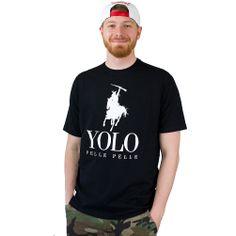 Pelle Pelle Yolo T-Shirt black ★★★★★