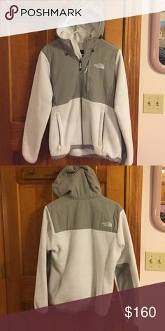 NorthFace Fleece Jacket In great condition! Worn only a couple times, I just never wear it anymore. Super warm and comfy. It is looking to be worn again! ACCEPTING OFFERS!! North Face Jackets & Coats
