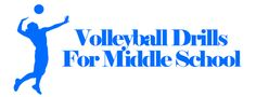 Volleyball drills for middle school players...  http://www.topvolleyballdrills.com/volleyball-drills-for-middle-school/  #volleyball #drills