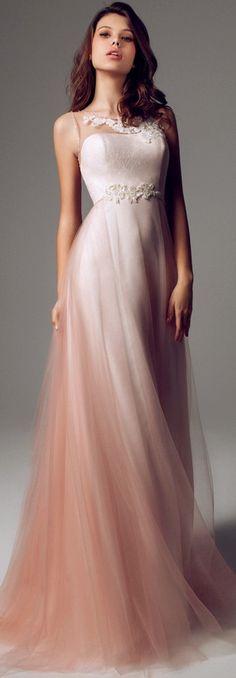 Sooo pretty... Blumarine evening gown