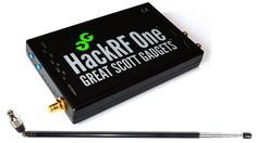 Product Description HackRF One is an open source Software Defined Radio (SDR) peripheral. - Transmit or receive any radio signal from 1 MHz to 6 GHz operating frequency - half-duplex transceiver - Max