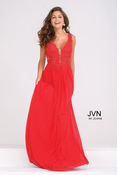 Shop Nikki's Glitz and Glam Boutique For the Largest Selection of prom dresses! JVN Prom by Jovani JVN41466  JVN Prom Collection Nikki's offers the largest selection of Prom Bridal & Pageant Dresses in Tampa Bay featuring Jovani, Sherri Hill, Allure