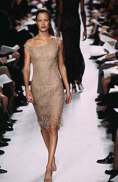 Oscar de la Renta - Ready-to-Wear Spring / Summer 1998 #oscardelarenta #fashion #vintage #90sfashion