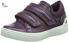 Ecco Transit, Baskets Basses Homme, Grau (2602DARK Shadow), 45 EU