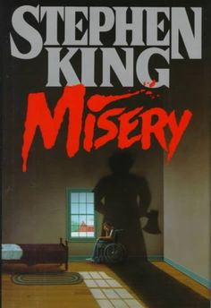 Misery by Stephen King: read 12-90 It freaked me OUT!!!!  But I liked it, Ima freak, lol