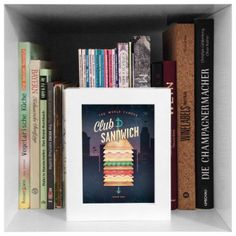 52 Illustrated Cooking Cards - Club Sandwich - http://cooking.zeixs.com