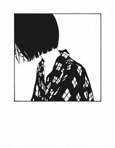 black and white, art, and cigarette imageの画像 Art Sketches, Art Drawings, Owl Tattoo Drawings, Black And White Art Drawing, Arte Indie, Illustration Girl, Aesthetic Anime, Doodle Art, Dark Art