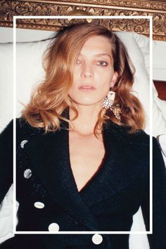 Daria Werbowy, Natalie Westling by Juergen Teller for Céline Fall Winter 2014-2015 6