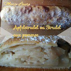 Apfelstrudel ou strudel