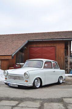 Trabant 601 Sedan Custom