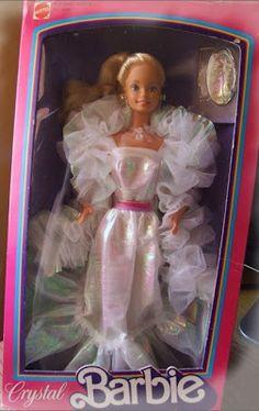 ¡Barbie Cristal! Catalogo de Barbie Online