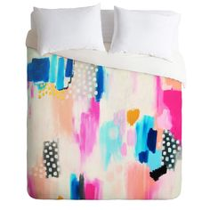 Laura Fedorowicz Its Wild and Free Duvet Cover | DENY Designs Home Accessories
