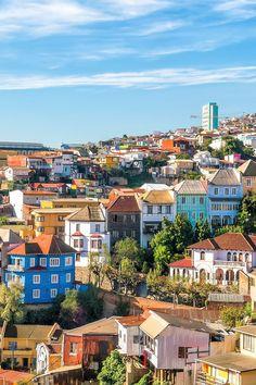 Valparaiso, Chile #SouthAmericaTravelChile