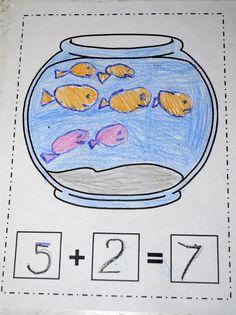 Mrs. Ricca's Kindergarten: More Addition Fun!