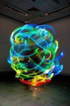 美しすぎる!大学の研究生が無線ネットワーク「Wifi」の撮影に成功 | IDEA HACK