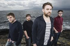 Frightened Rabbit: Drink has shaped our music