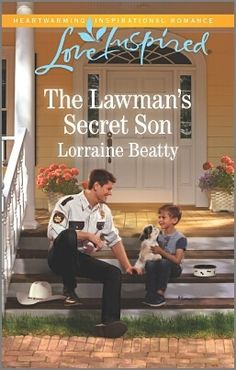 REVIEW: The Lawman's Secret Son by Lorraine Beatty | Harlequin Junkie | Blogging Romance Books | Addicted to HEA :)