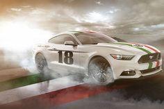 Ford Mustang Edición Limitada Freddy Van Beuren