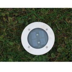 Spot solaire encastrable pour balisage - Achat / Vente Spot solaire encastrable - Cdiscount