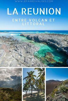 La Réunion est l'île intense aux multiples facettes. Snorkeling dans le lagon, randonnées dans les cirques et sur le volcan. Pas d'ennui, c'est garanti! #lareunion #island #ileintense #volcan #plage