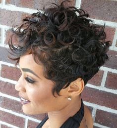 """1,530 Likes, 30 Comments - VoiceOfHair (Stylists/Styles) (@voiceofhair) on Instagram: """"STYLIST FEATURE  Sexy yet classy #PixieCut styled by #DMVStylist @bangtheorysalon ✂️ GORG❤️…"""""""