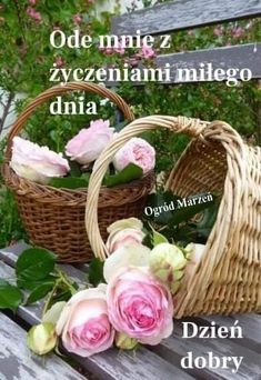 Wicker Baskets, Polish, Pictures, Woven Baskets