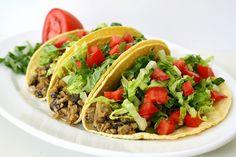 black bean & lentil tacos #glutenfree #vegan