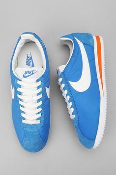 Love the Nike Cortez. Used to own a hot pink pair. Wore them into the ground...