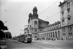 History Photos, Czech Republic, Historical Photos, Haly, Old Photos, Street View, Black And White, Building, Politics