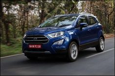 Ford Ecosport 2021 Review And Picture Ford Ecosport Ford New Cars