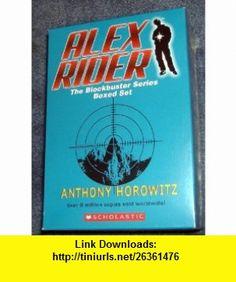 Alex Rider The Blockbuster Series Boxed Set (Stormbreaker, Point Blank, Skeleton Key, Eagle Strike, Scorpia) (9780439880527) Anthony Horowitz , ISBN-10: 0439880521  , ISBN-13: 978-0439880527 ,  , tutorials , pdf , ebook , torrent , downloads , rapidshare , filesonic , hotfile , megaupload , fileserve
