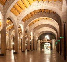 Les Drassanes Reials, Museu Marítim de Barcelona (Catalonia)