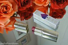 Kiko Ace of Diamond Lipstick Refined Burgundy Review here: http://www.whatlauralovesuk.com/2014/11/kiko-daring-game-fall-collection-review.html   #kiko #makeup #autumn #winter #inspiration #eyeliner #winged #liner #eyeshadow #lipliner #lipstick #berry #lips #wine #nailpolish