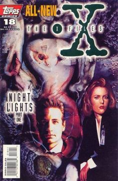 X-Files #19 - Night Lights Part 2 (Issue)